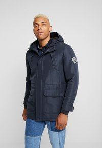 Only & Sons - ONSMARTIN  - Parka - dark navy - 0