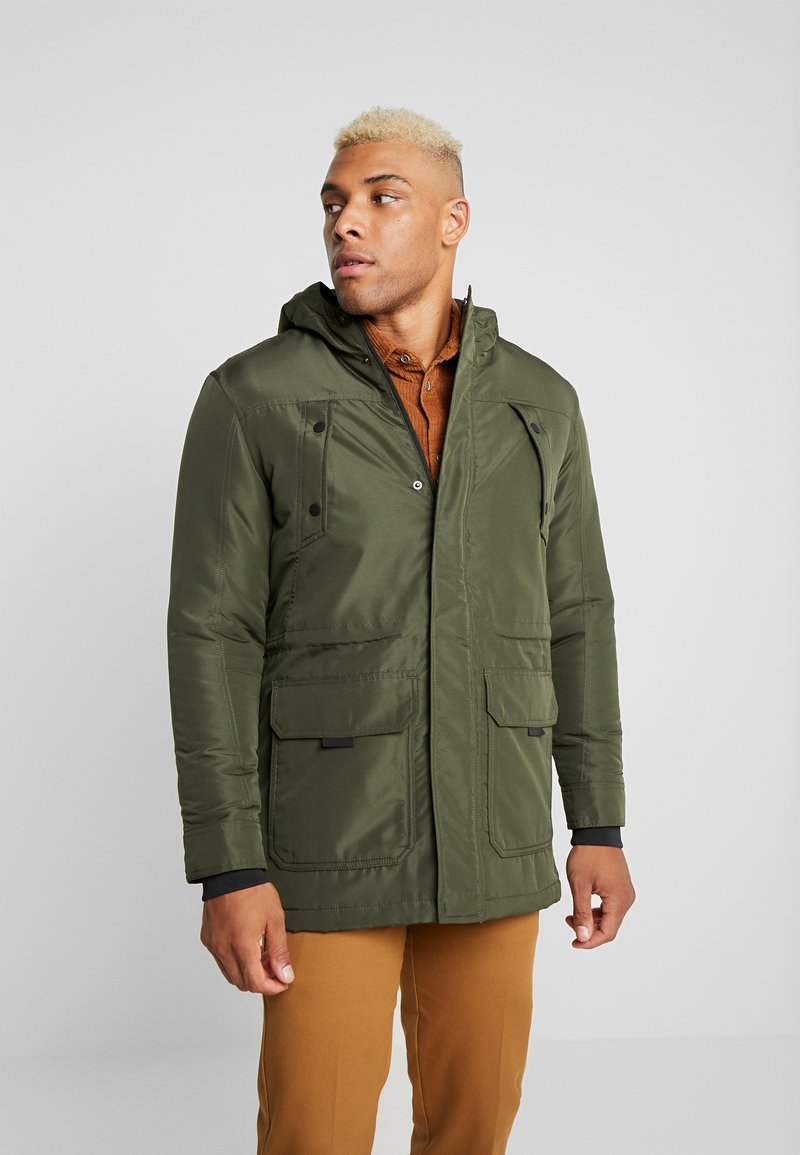Only & Sons - ONSMARTIN  - Parka - forest night