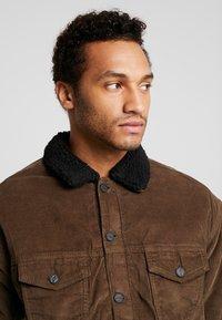 Only & Sons - ONSRICK JACKET - Light jacket - slate black - 4