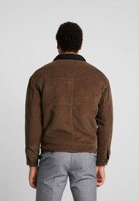 Only & Sons - ONSRICK JACKET - Light jacket - slate black - 2