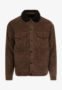 Only & Sons - ONSRICK JACKET - Light jacket - slate black - 3