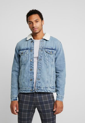 ONSLOUIS JACKET - Denim jacket - blue denim
