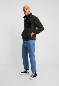 Only & Sons - ONSDOMINIC SHERPA HIGHNECK  - Veste polaire - forest night - 1