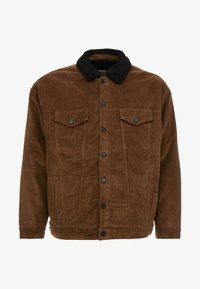 Only & Sons - ONSRICK OVERSIZE  - Light jacket - brown - 4