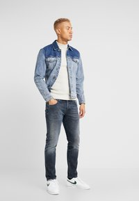 Only & Sons - ONSCOIN TRUCKER  - Jeansjacke - blue denim - 1