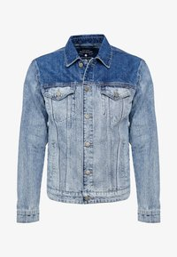 Only & Sons - ONSCOIN TRUCKER  - Jeansjacke - blue denim - 4