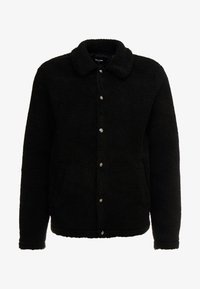 Only & Sons - ONSTODD COACH JACKET - Summer jacket - black - 4
