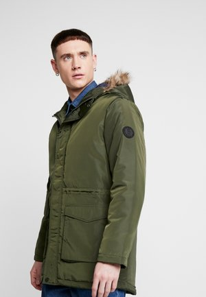 ONSERIC HOOD PARKA  - Parka - forest night