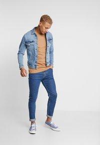 Only & Sons - ONSCOME TRUCKER - Denim jacket - blue denim - 1