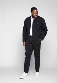 Only & Sons - ONSCOME TRUCKER - Denim jacket - black denim - 1