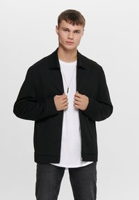 Only & Sons - Chaqueta fina - black - 0