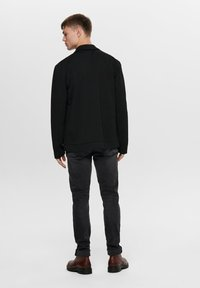 Only & Sons - Chaqueta fina - black - 2
