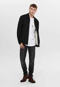 Only & Sons - Chaqueta fina - black - 1