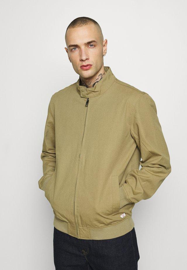 ONSKIERAN JACKET - Summer jacket - dried herb