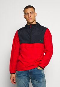 Only & Sons - ONSWAYNE ANORAK  - Větrovka - pompeian red - 0