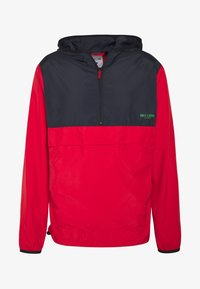 Only & Sons - ONSWAYNE ANORAK  - Větrovka - pompeian red - 4