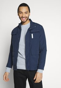 Only & Sons - ONSMONEY JACKET - Summer jacket - dress blues - 0