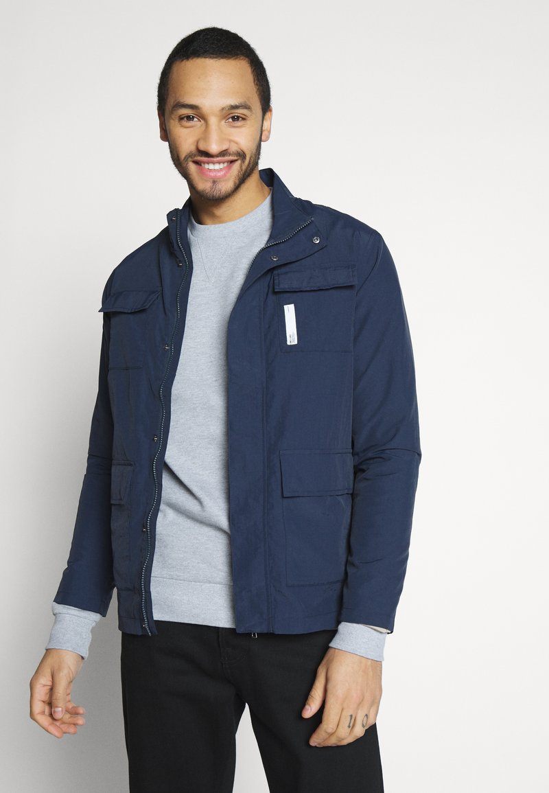 Only & Sons - ONSMONEY JACKET - Summer jacket - dress blues
