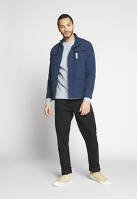 Only & Sons - ONSMONEY JACKET - Summer jacket - dress blues - 1