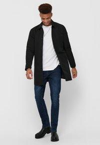 Only & Sons - Short coat - black - 1