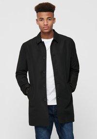 Only & Sons - Short coat - black - 0