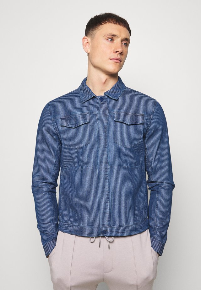 Jeansjacke - blue denim