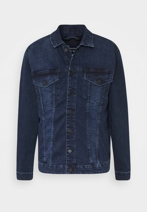 ONSCOME TRUCKER - Veste en jean - blue denim