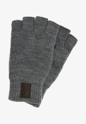ONSCLAS NO-FINGER GLOVES - Rukavice bez prstů - medium grey melange