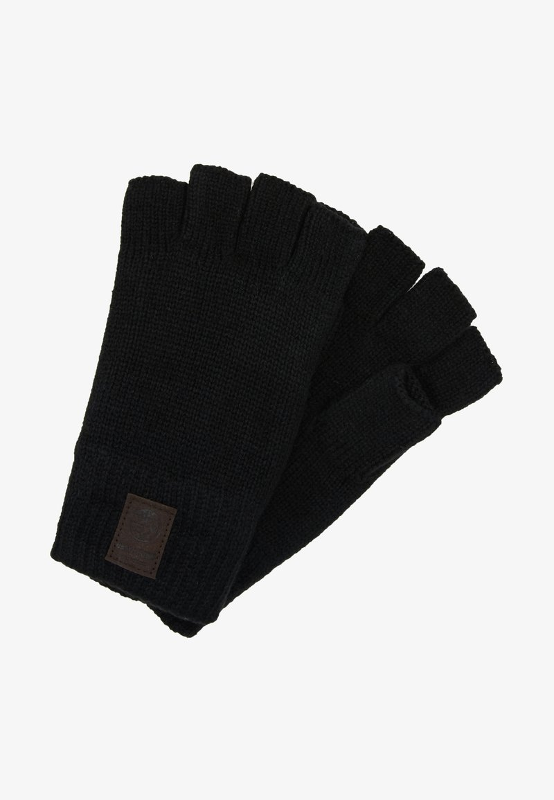 Only & Sons - ONSCLAS NO-FINGER GLOVES - Mitones - black