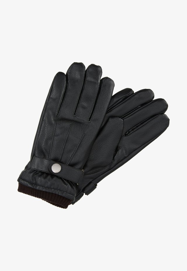 ONSLARS BUCKLEGLOVE - Fingervantar - black