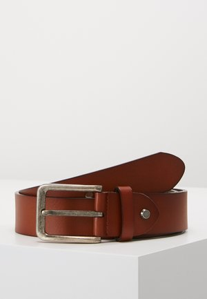 ONSCHARLTON BELT - Belt business - cognac