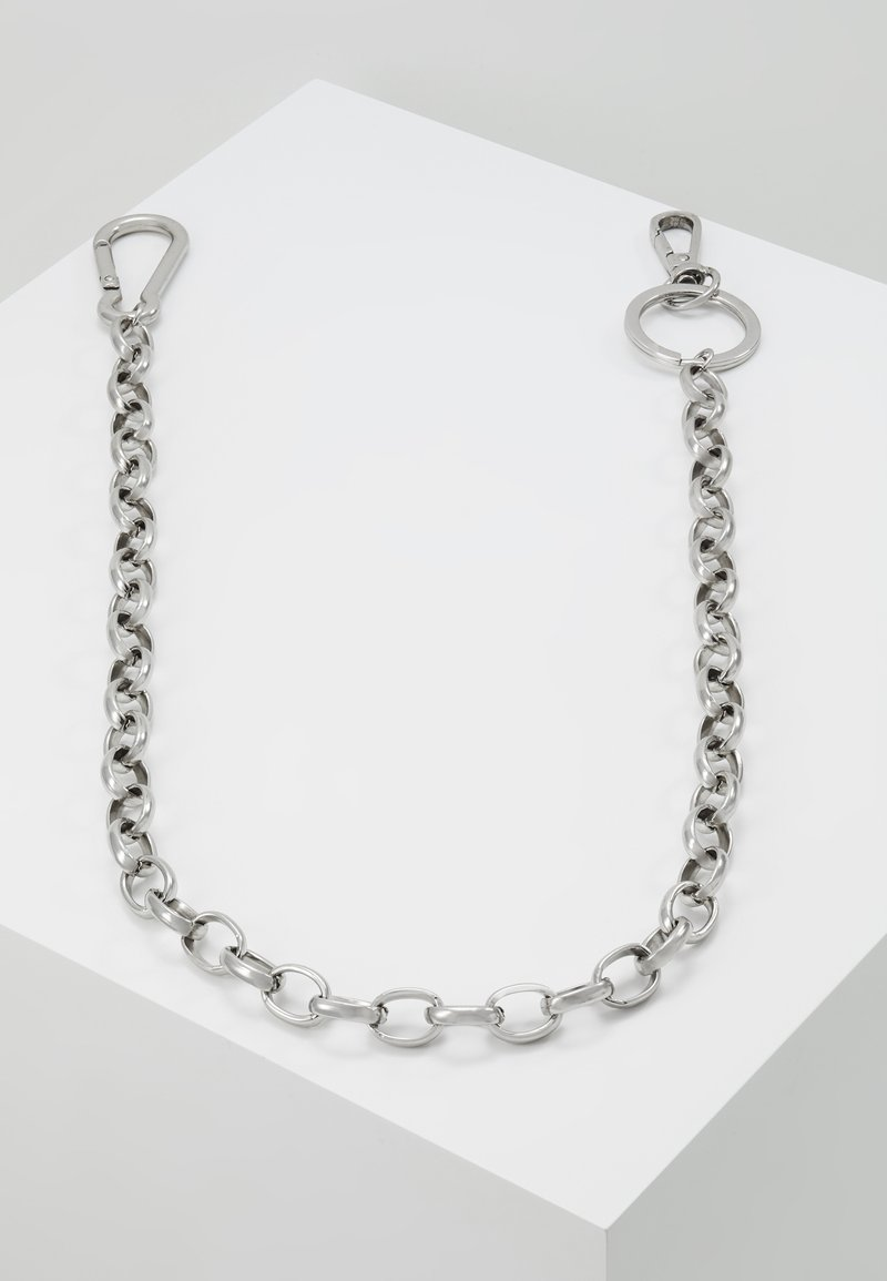 Only & Sons - ONSBENNY CHAIN - Pozostałe - silver-coloured