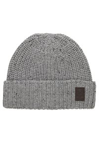 Only & Sons - ONSEMILE BOX SCARF BEANIE SET - Scarf - light grey - 2