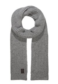 Only & Sons - ONSEMILE BOX SCARF BEANIE SET - Scarf - light grey - 3