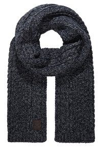 Only & Sons - ONSERIK BOX SCARF BEANIE  - Scarf - black - 5