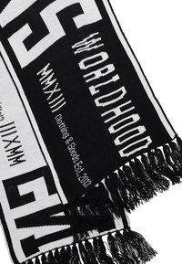Only & Sons - ONSHOOLIGAN SCARF - Scarf - black - 2