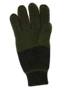 Only & Sons - ONSX-BOX GLOVES BEANIE SET - Guantes - forest night - 5