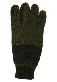 Only & Sons - ONSX-BOX GLOVES BEANIE SET - Guantes - forest night - 4