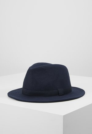 ONSCARLO FEDORA HAT - Hatt - maritime blue