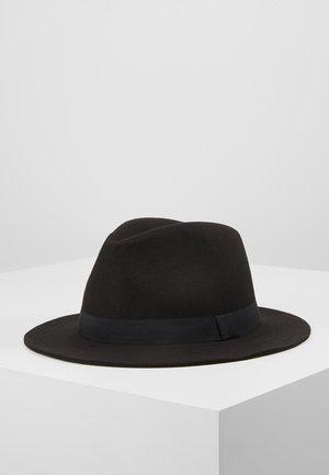 ONSCARLO FEDORA HAT - Hatte - black