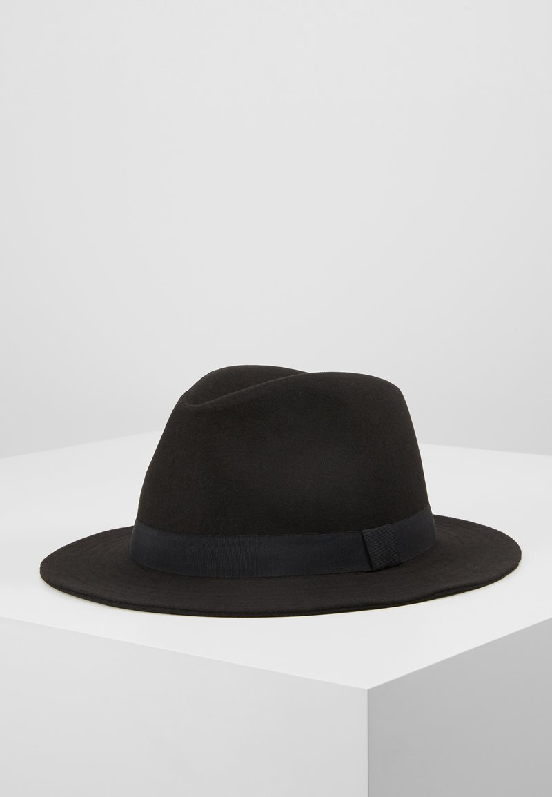 Only & Sons - ONSCARLO FEDORA HAT - Cappello - black