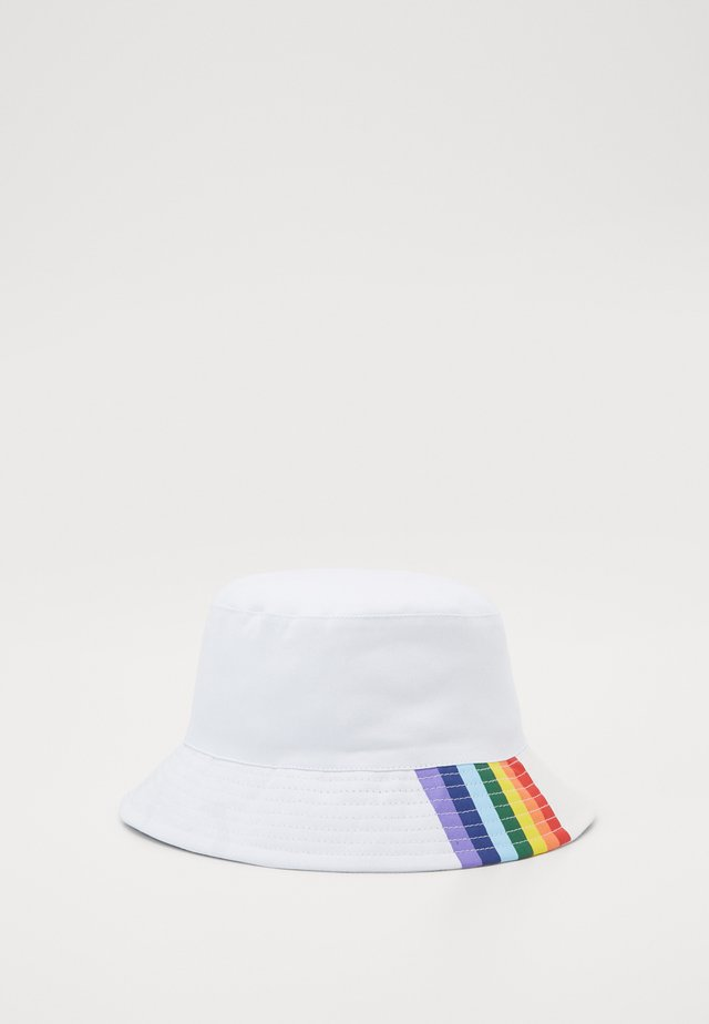 ONSPRIDE BUCKET HAT - Hoed - white