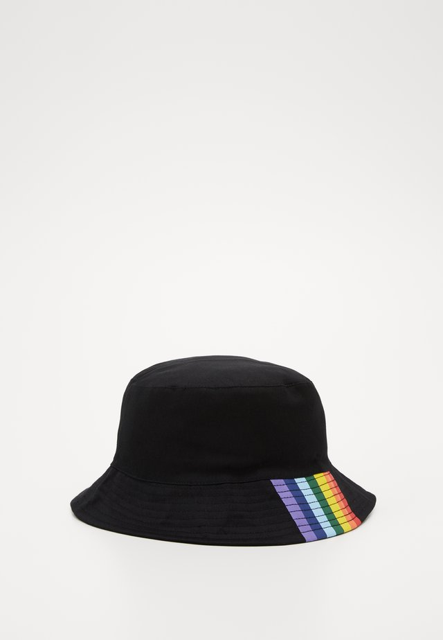 ONSPRIDE BUCKET HAT - Hoed - black