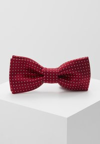 Only & Sons - ONSTBOX THEO TIE SET - Einstecktuch - pompeian red/white - 2