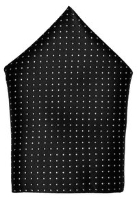 Only & Sons - ONSTBOX THEO TIE SET - Pocket square - black/white - 6