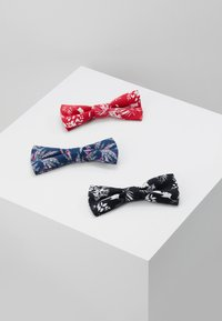 Only & Sons - ONSTBOX BOWTIE FLOWER 3 PACK - Pajarita - multi-coloured - 0