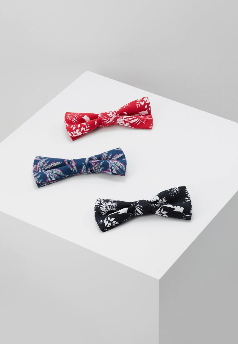 Only & Sons - ONSTBOX BOWTIE FLOWER 3 PACK - Pajarita - multi-coloured