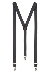 Only & Sons - ONSBOWTIE SUSPENDER SET - Fliege - glacier gray - 4