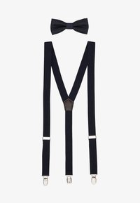 Only & Sons - ONSBOWTIE SUSPENDER SET - Noeud papillon - dark navy - 1