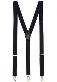 Only & Sons - ONSBOWTIE SUSPENDER SET - Bow tie - dark navy - 4